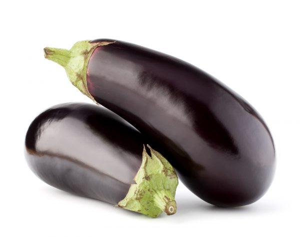 Gemüse Aubergine
