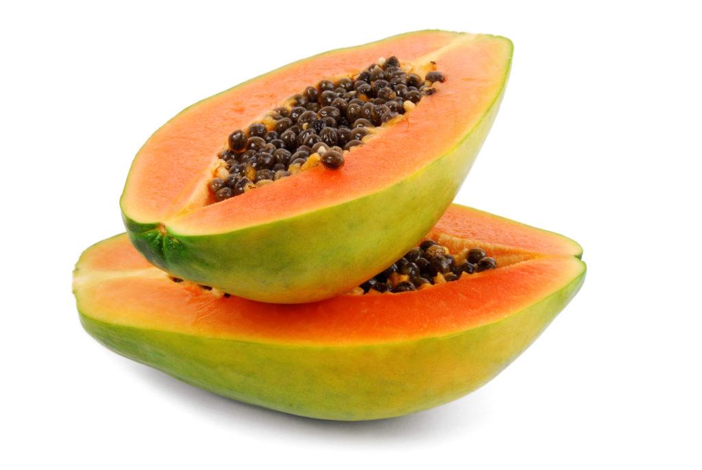 Obst reife Papaya kaufen