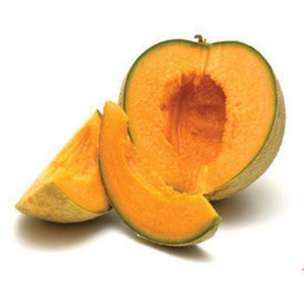 Obst Netzmelonen