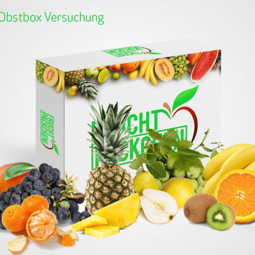 Obstbox-Karibikgefühle