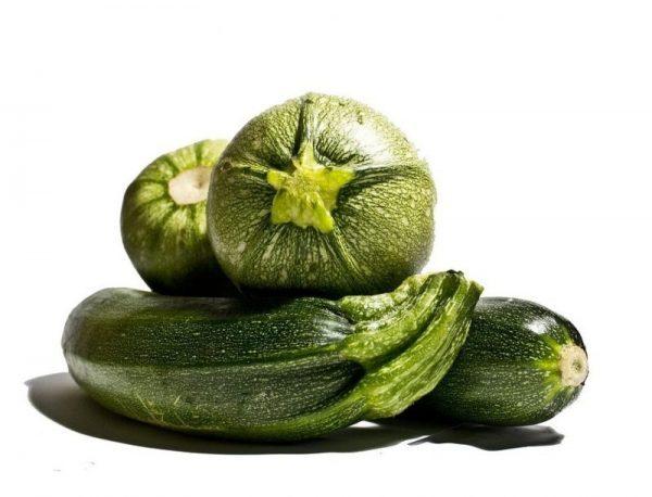 Gemüse Zucchini