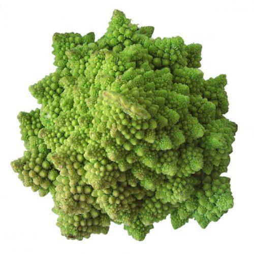 Kohl Gemüse Romanesco